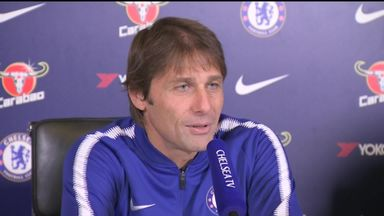 Conte: My daughter told me to shave!