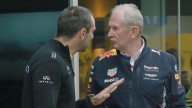 Toro Rosso's war of words