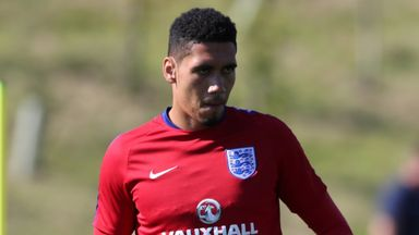 Smalling: Nothing to prove to Southgate
