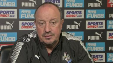 Business as usual for Benitez