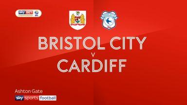 Bristol City 2-1 Cardiff