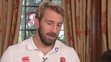 Robshaw: France a great World Cup venue
