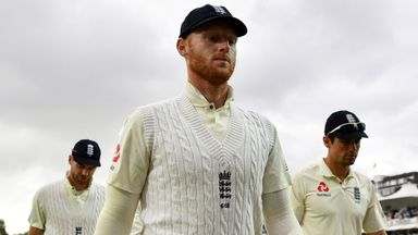 Stokes' message to England before Ashes