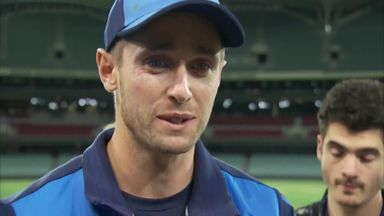 Woakes: Ball injury is frustrating