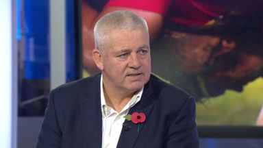 Gatland open to Lions return