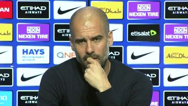 Guardiola not drawn to title talk