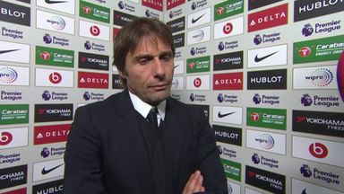 Conte: Performance was positive