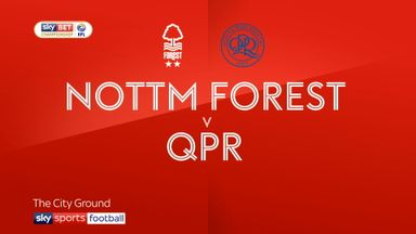Nottingham Forest 4-0 QPR
