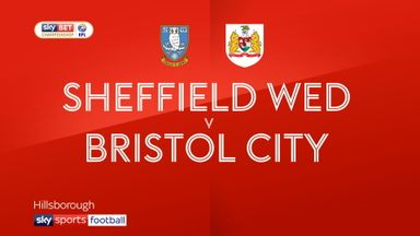 Sheffield Wed 0-0 Bristol City