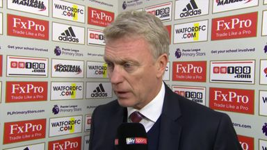 Moyes disappointed with finishing