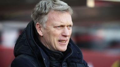 Moyes appointed West Ham manager