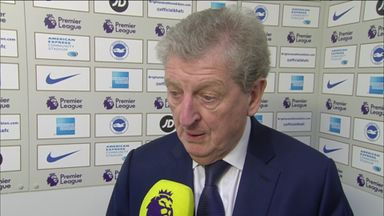 Hodgson happy with clean sheet