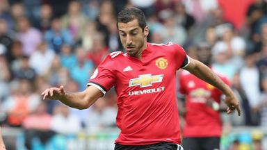Mourinho: Mkhitaryan was disappearing