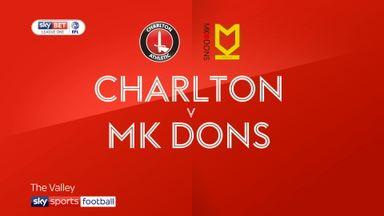 Charlton 2-2 MK Dons
