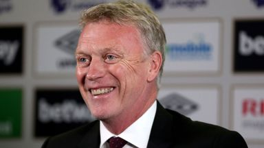 Moyes focused on the future