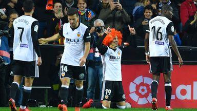 Valencia 1-1 Barcelona