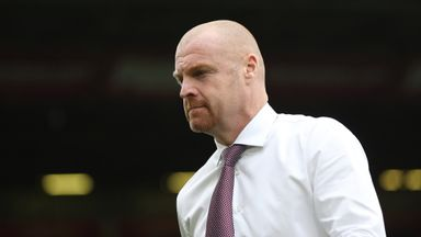 Barnes: Dyche will go one day