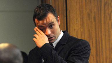 Pistorius sentence doubled