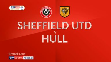 Sheffield Utd 4-1 Hull
