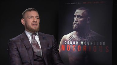 McGregor: I'd win Mayweather rematch