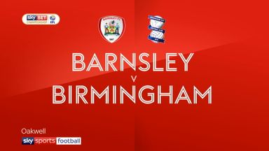 Barnsley 2-0 Birmingham