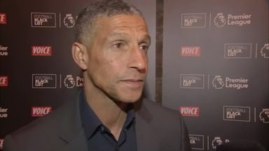 Hughton: We've exceeded expectations