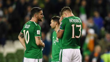 'Ireland not good enough'