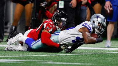 Cowboys 7-27 Falcons