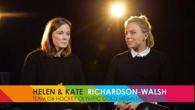 My Icon: K & H Richardson-Walsh