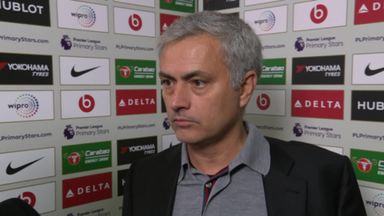Mourinho: Draw would have been fair