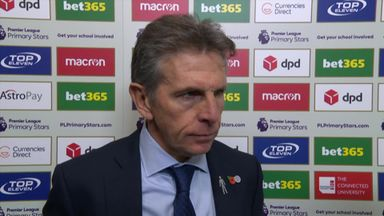 Puel praises Foxes display