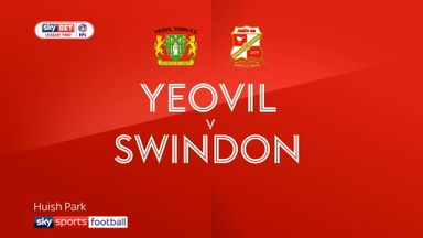 Yeovil 1-2 Swindon