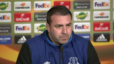 'Nothing about Everton job puts me off'