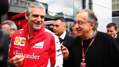 Are Ferrari bigger than F1?