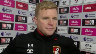 Howe: Burnley strangled us tonight
