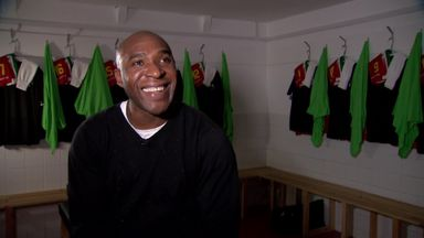 Barry Hayles: Still playing at 45
