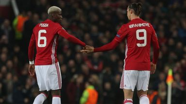Jose welcomes Pogba, Zlatan return
