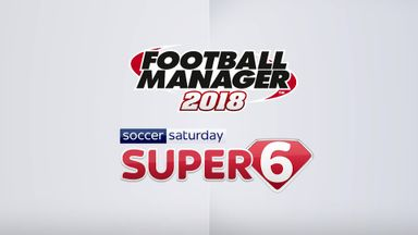 FM 2018 Soccer Saturday simulation