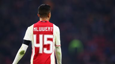 Kluivert scores impressive hat-trick