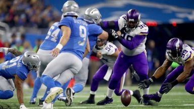 Vikings 30-23 Lions
