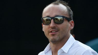 Kubica to Williams is '98% done'