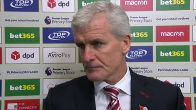 Hughes: We deserve the point