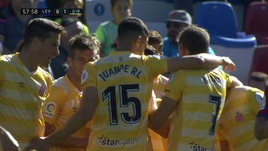 Borja blasts Girona's opener