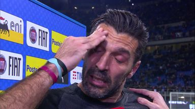 Buffon: I am sorry