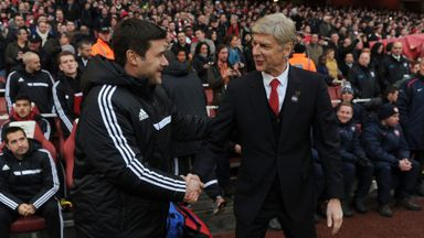 Wenger: Poch doing exceptional job