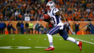 Patriots' 103-yard kick return TD