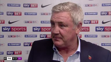 Bruce delighted with Villa performance