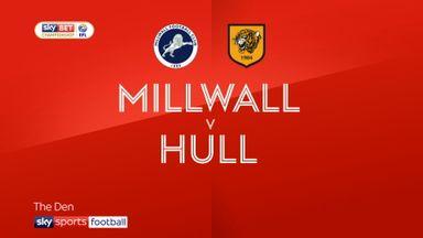 Millwall 0-0 Hull
