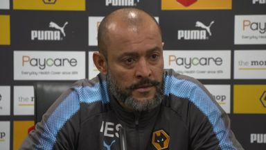 Santo committed to Wolves
