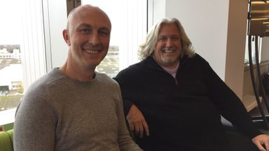 Q&A with Rob Ryan